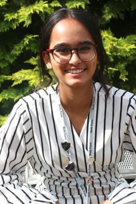 Harpreet Kaur - Deputy Headgirl