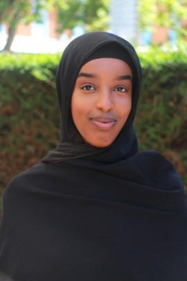 Najma Aden Mohammed - Deputy Headgirl