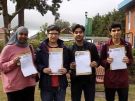 Excellent 2018 Top Scoring GCSE Results
