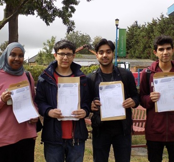 Excellent 2018 Top Scoring GCSE Results
