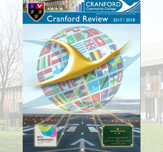 Cranford Review 2017-2018 (Annual Edition)