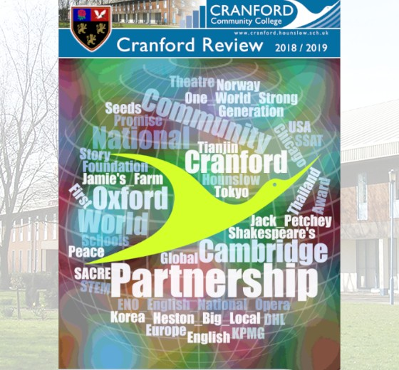 Cranford Review 2018-2019 (Annual edition 2019)