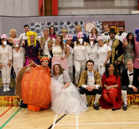 Read more - Cranford Christmas Staff Pantomime!