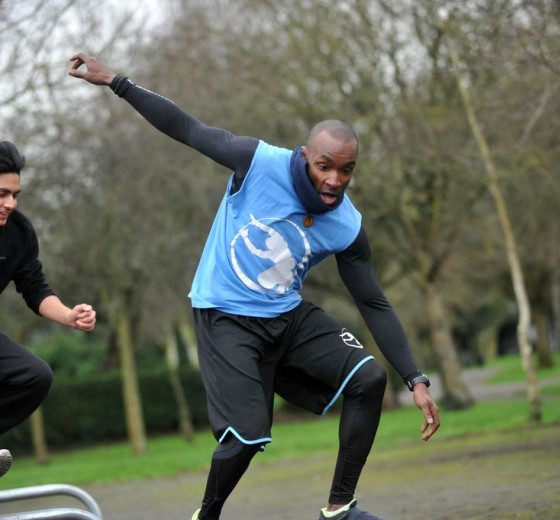 Read more - Cranford students learn the tricks of urban sport Parkour
