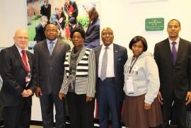 Zimbabwe delegation visits Cranford