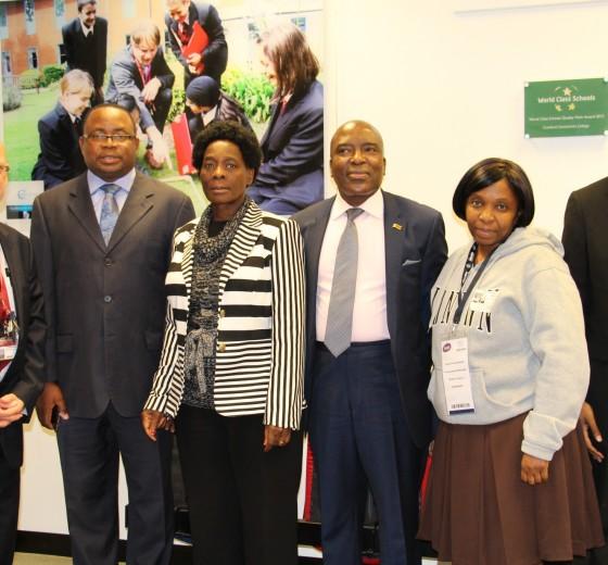 Read more - Zimbabwe delegation visits Cranford