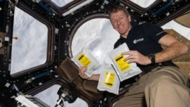 Tim Peake Rocket Science Experiment