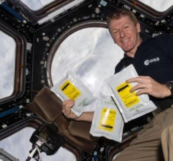 Read more - Tim Peake Rocket Science Experiment