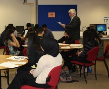 Personal statement workshop for ucas