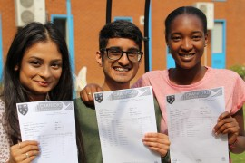 Amazing A Level Results 2016