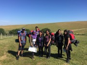 Duke of Edinburgh Award Bronze and Silver Expedition July 2015