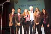 Presentation of Awards Evening November 2015
