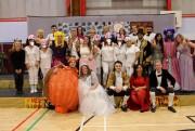 Cranford Christmas Staff Pantomime