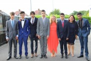 Year 11 Record of Achievement Evening June 2015