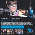 Year 5 & 6 Open Evening