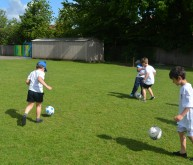 KS1 Football Club