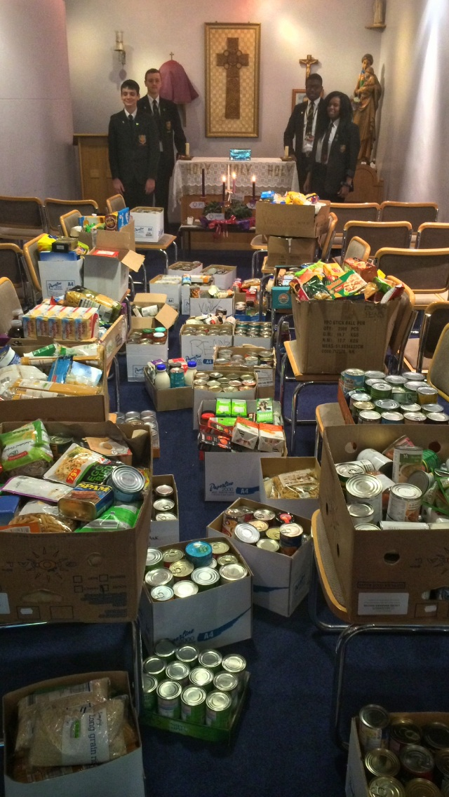 STEDCAMP FoodBank