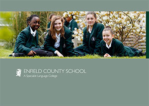 Enfield_County_High_School_7-11_Prospectus-cover