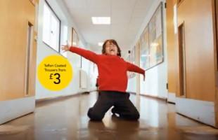 New Asda 'George' Advert Filmed at ECS