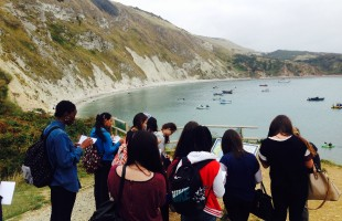 Y11 Geography Field Work - Lulworth Cove