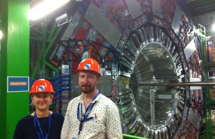 Wt & Sk at CERN, Switzerland