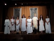 Y10 GCSE Drama Performance - Electra!