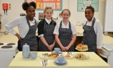 Afternoon Tea hosted by Year 9