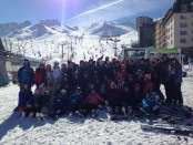 Ski Trip - Andorra - Feb 15