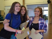 A Level Results Day - Aug 14