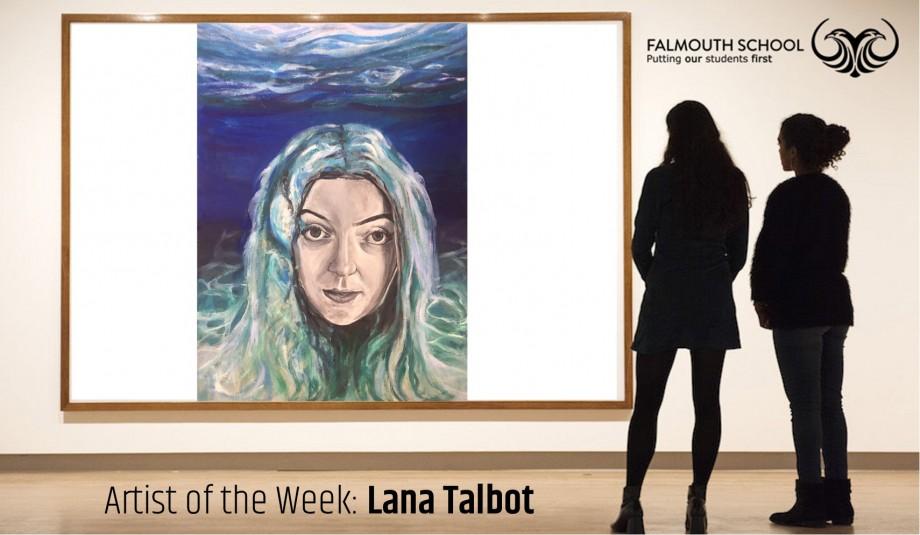 Artist Lana