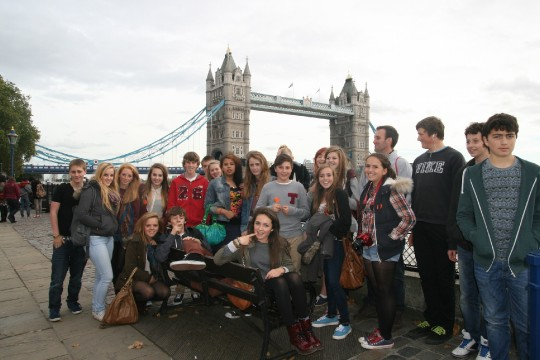 London history trip 2014
