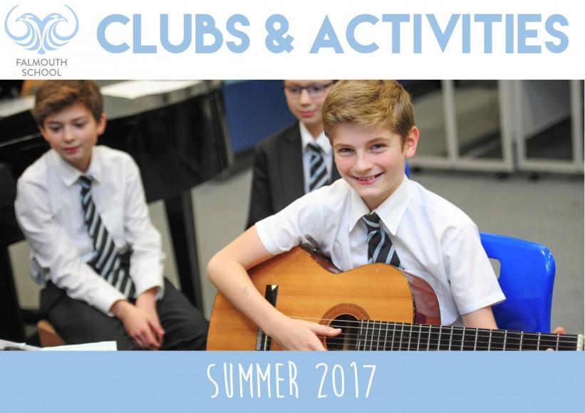 Summer Clubs Web version