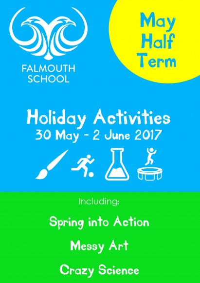 Easter Holiday Activities May HT 2017