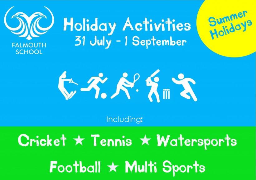 Web Friendly Summer Activities