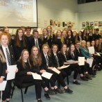 Celebration for DofE Students