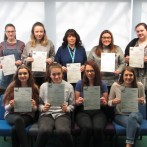 Year 12 & 13 Students Qualify as first aiders