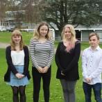 New Student Presidency Team