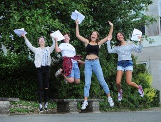 GCSE exams success!