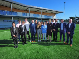 Falmouth Sports Hub Completes