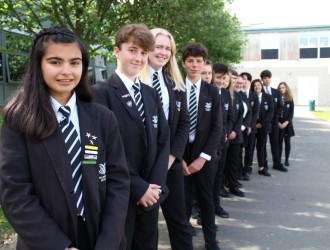 Top spot for Falmouth School