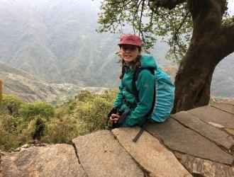 Rosa's Nepal Visit