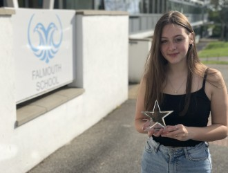 Major award for Morgan