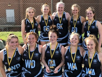 County Challenge Cup Winners!