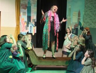 School Production - Annie