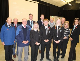Falmouth School Remembers