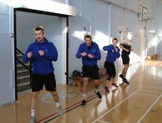 Sports Hub Charity Challenge