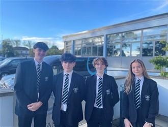 Newly Elected Junior Leadership Team