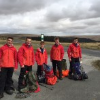Ten Tors Team Prepare