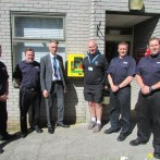 Fire Station Partnership Announced