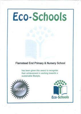 Silver Eco Certificate